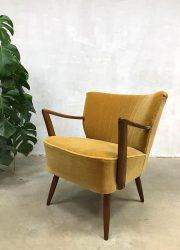 midcentury modern armchair clubfauteuil cocktailstoel