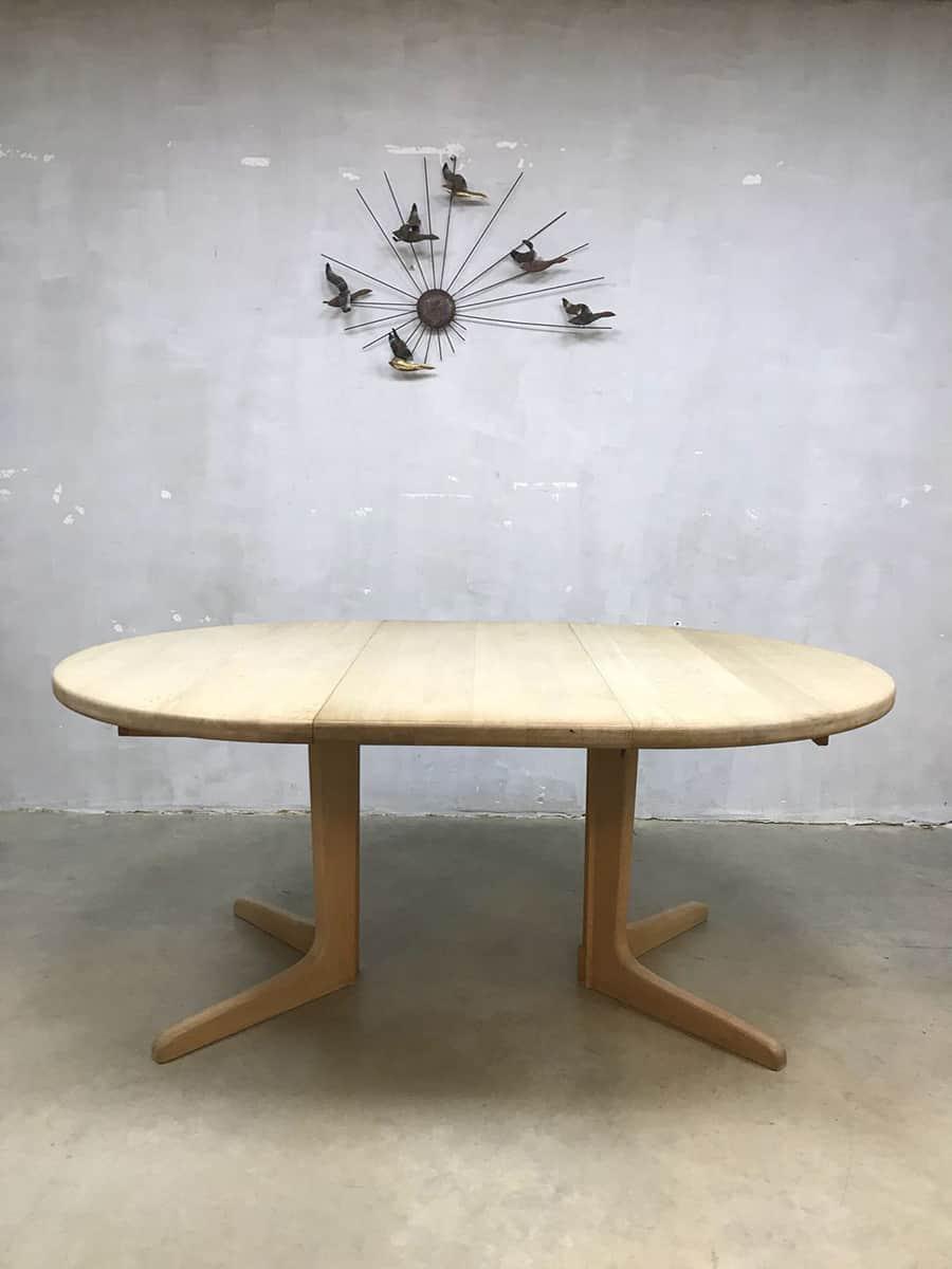 Vintage Dining Table Skovmand Amp Andersen Danish Design