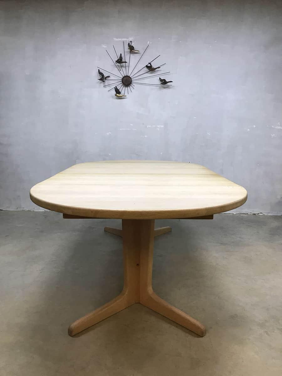 Eetkamer Tafel Uitklapbaar.Vintage Dining Table Skovmand Andersen Danish Design Eetkamertafel