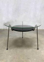 vintage mosquito Wim Rietveld coffee table salontafel mug
