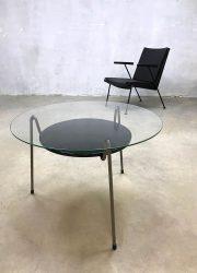 vintage dutch design salontafel Gispen Wim Rietveld de mug