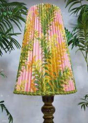 vintage eclectic vloerlamp lamp licht botanische sferen