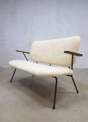 mid century design Kembo Gispen sheepskin bank fifties sixties seventies