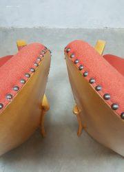 mid century modern Dutch design Pastoe lounge chair antique vintage Cees Braakman