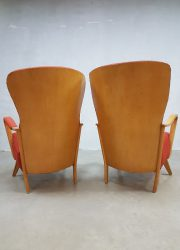 vintage Dutch design unique rare chair Cees Braakman Pastoe Dutch design