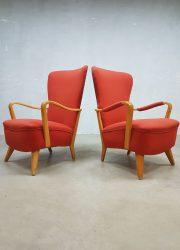 vintage Dutch design jaren 20 jaren 30 Pastoe Ceesbraakman fauteuil