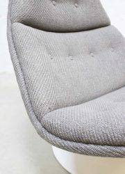Vintage artifort stoel draaifauteuil Geoffrey Harcourt