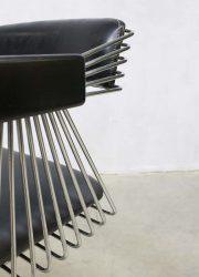 vintage Delta stoel pyramide pyramid chair Novalux