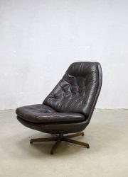 vintage Danish design swivel chair Bovenkamp Madsen & Schubel MS68