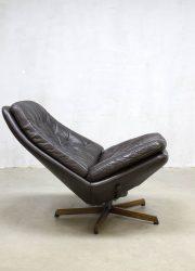 mid century modern swivel chair Madsen & Schubel MS68 chair