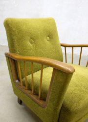 Danish design Art deco lounge fauteuil stoel jaren 30 40