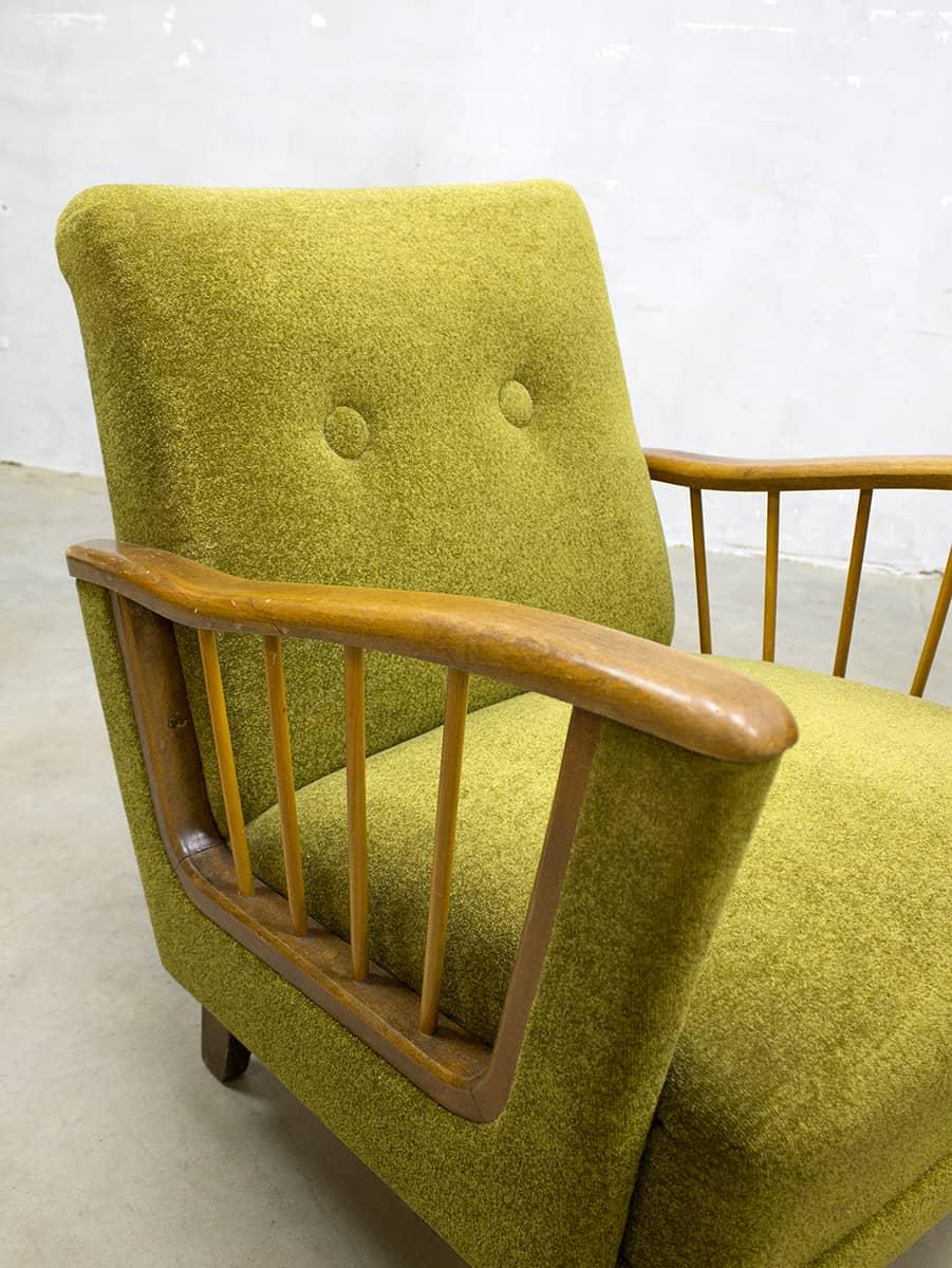 Design Jaren 30.Danish Design Art Deco Lounge Fauteuil Stoel Jaren 30 40 Bestwelhip