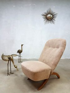 Vintage Congo design fauteuil lounge chair Artifort Theo Ruth