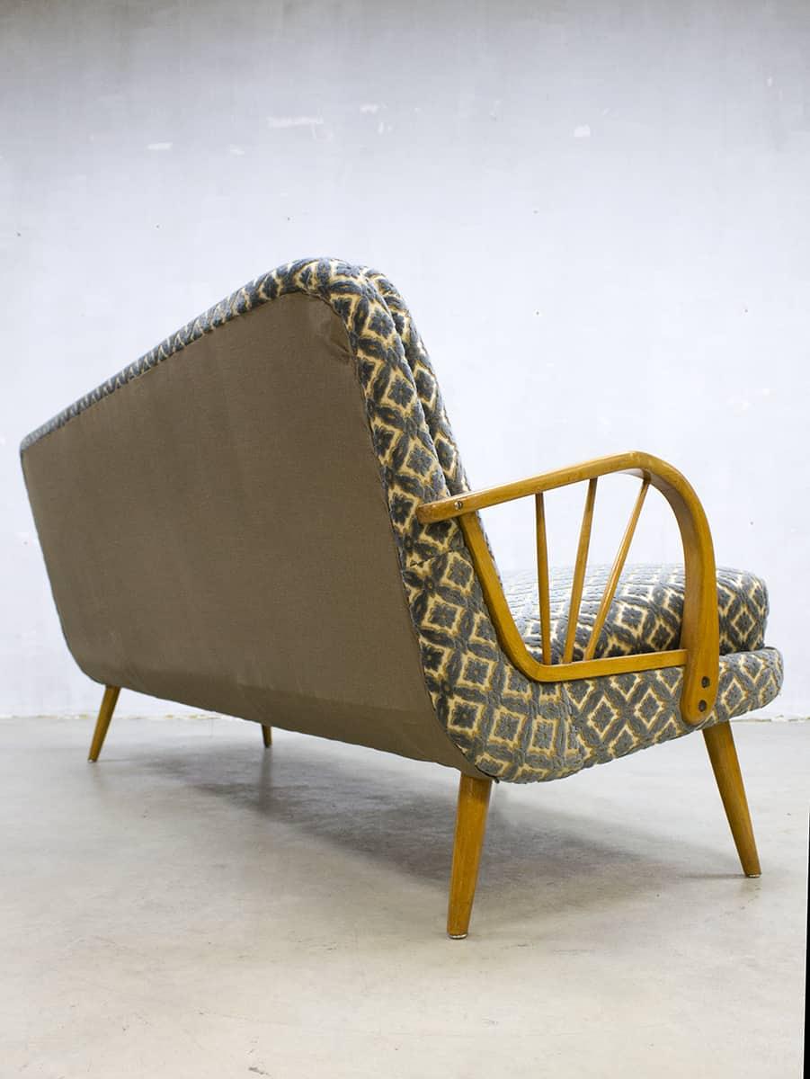 Betere jaren 50 60 lounge bank sofa fifties sixties retro design   Bestwelhip CW-98