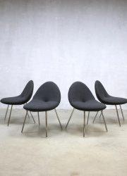 Artifort dinner chair eetkamerstoelen Conco Michiel