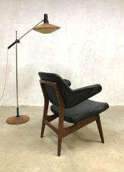 midcentury modern armchair fauteuil Webe Louis van Teeffelen