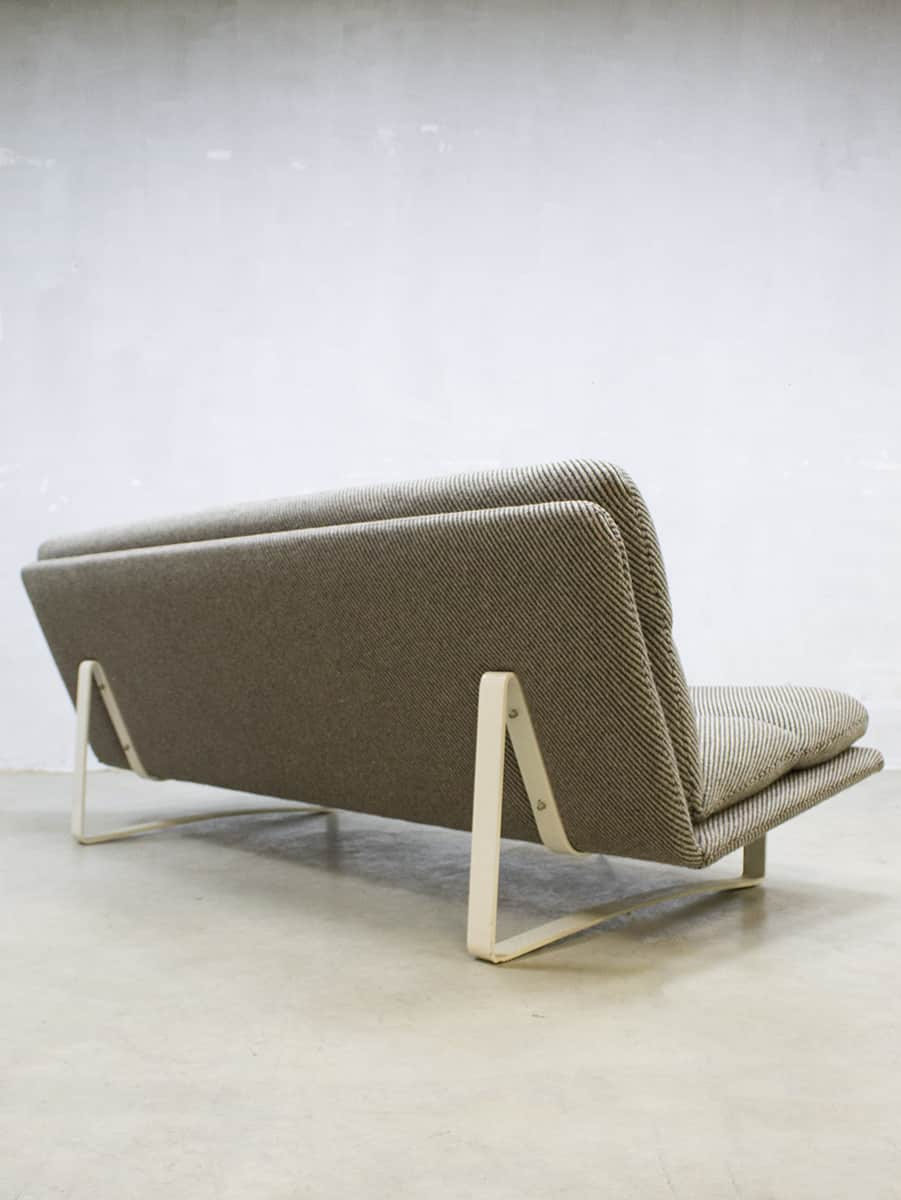 Dutch Design Bank.Vintage Midcentury Dutch Design Bank Sofa Artifort Kho Liang Le