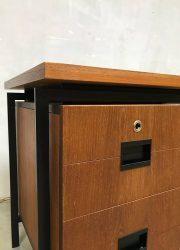 midcentury vintage design bureau desk Pastoe Cees Braakman