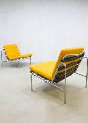 Oskaka midcentury design lounge chairs 't Spectrum
