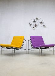 Osaka lounge set lounge chairs table Martin Visser Expo 1970 Japan 't Spectrum