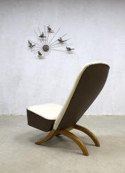 vintage fifties sixties Dutch design lounge chair congo Artifort Theo Ruth