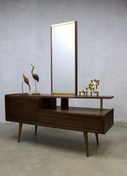 vintage kaptafel make-up tafel dressing table vanity table