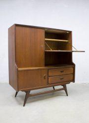 vintage design dressoir wandkast Dutch design Webe Louis van Teeffelen