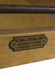 Ahrend en Zoon Ahrend de Cirkel drawing table Industrial vintage design midcentury modern