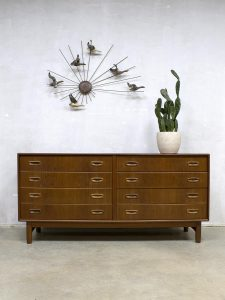 Danish vintage design chest of drawers sideboard dressoir ladenkast Danish Hovmand Olsen
