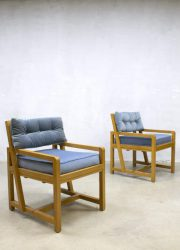 art deco chairs stoelen kubistisch kubic minimalism design