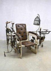 Hans Dullaart kunst steampunk art het Hexpyriment