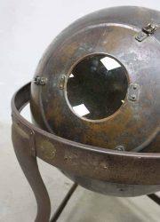 steampunk Art Globe Hans Dullaart design