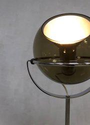 vintage glazen bollamp Globe Raak Frank Lightelijn