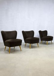 midcentury modern fifties club chair cocktail lounge chairs expo fauteuil