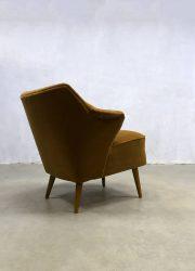 vintage midcentury modern cocktail chair armchair retro Artifort Theo Ruth