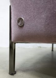 Natuzzi chair fauteuil vintage design Anteprima