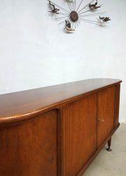 retro vintage kast dressoir meubel deense stijl art deco jaren 50 design