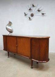 vintage art deco dressoir sideboard Dutch design Patijn Zijlstra