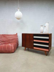 Vintage cabinet sideboard dressoir ladekast Jiri Jiroutek Interier Praha