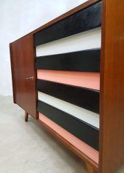 vintage kast retro ladekast cabinet Jiri Jiroutek
