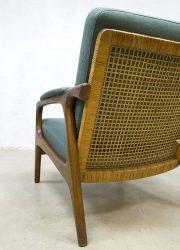deense vintage design lounge chair armchair Scandinavisch