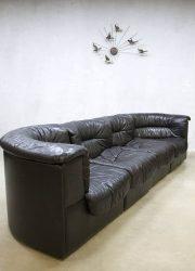 Vintage modular lounge sofa lounge bank DS11 De Sede