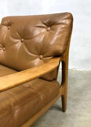 mid century modern arm chair lounge fauteuil Eugen Schmidt Soloform