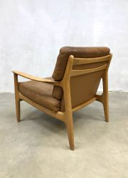 vintage lounge chair German design fauteuil Eugen Schmidt