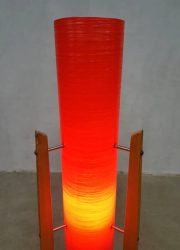 midcentury modern rocket floorlamp Czech Republic design vloerlamp