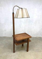 midcentury modern floor lamp Czech design Jindrich Halabala BRNO factory