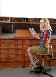 Industrial letter press drawers cabinet, vintage industriële zetkast ladekast letterkast