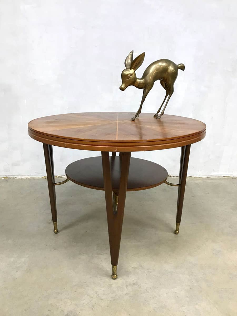 Midcentury modern coffee table danish design salontafel for Modern mobel design