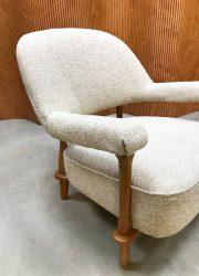 vintage dutch design arm chair lounge chair Theo Ruth Artifort