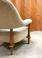 Midcentury modern lounge chair nr. 109 Theo Ruth Artifort Dutch vintage design